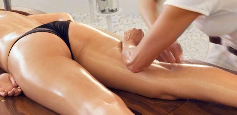 Aceite de masaje seguro para la vagina